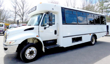 international bus bluebird thomas buses for sale