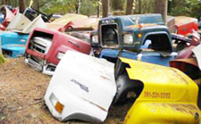heavy duty commercial truck parts
