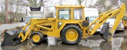 backhoe tractor construction equipment sales